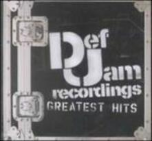 Def Jam Greatest Hits - CD Audio