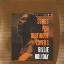 Songs for Distingue Lovers - CD Audio di Billie Holiday