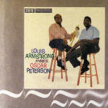 Louis Armstrong meets Oscar Peterson - CD Audio di Louis Armstrong
