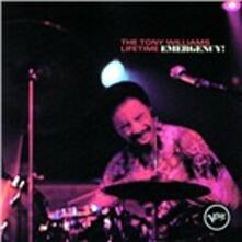 Emergency! - CD Audio di Tony Williams