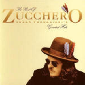 The Best of Zucchero. Sugar Fornaciari's Greatest Hits - CD Audio di Zucchero