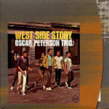 West Side Story - CD Audio di Oscar Peterson