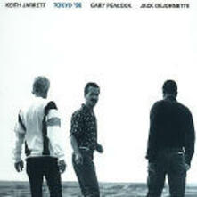 Tokio '96 - CD Audio di Keith Jarrett,Gary Peacock,Jack DeJohnette