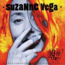 99.9F - CD Audio di Suzanne Vega