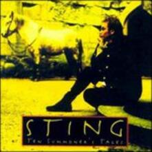 Ten Summoner's Tales - CD Audio di Sting