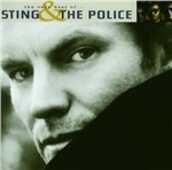 CD The Very Best of Sting & the Police Police Sting