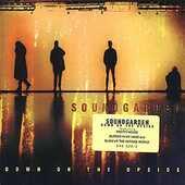 CD Down on the Upside Soundgarden