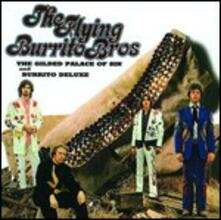 Gilded Palace of Sin (Deluxe) - CD Audio di Flying Burrito Brothers
