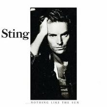 Nothing Like the Sun - CD Audio di Sting