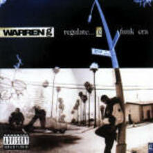 Regulate G Funk Era - CD Audio di Warren G
