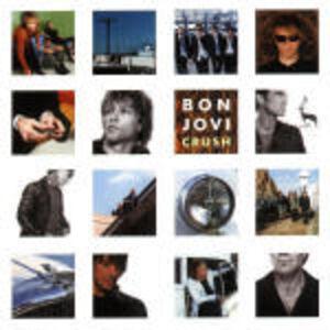 CD Crush di Bon Jovi