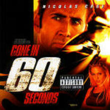 Gone in 60 Seconds (Colonna Sonora) - CD Audio