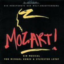 Mozart (Colonna Sonora) - CD Audio