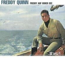Freddy auf Hoher See - CD Audio di Freddy Quinn