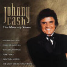 The Mercury Years - CD Audio di Johnny Cash