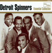 Essential Collection - CD Audio di Detroit Spinners