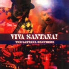 Viva Santana - CD Audio di Santana Brothers