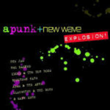 Punk and New Wave - CD Audio