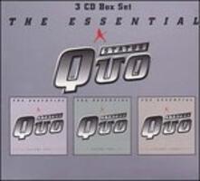 Essential Quo (Box Set) - CD Audio di Status Quo