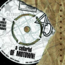 A Cellarful of Motown - CD Audio