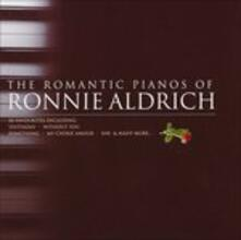 The Romantic Pianos of - CD Audio di Ronnie Aldrich