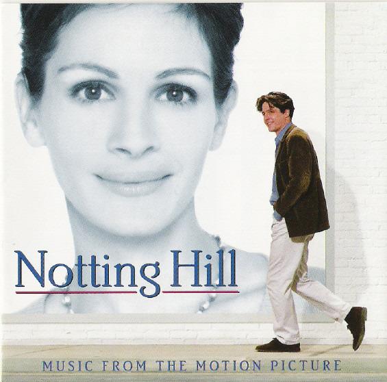 Cover della colonna sonora del film Notting Hillv