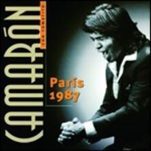 Paris '87 - CD Audio di Camaron de la Isla
