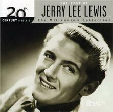 20th Century Masters - CD Audio di Jerry Lee Lewis