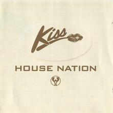 Kiss House Nation - CD Audio