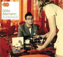 Zuckersuss - CD Audio di Götz Alsmann