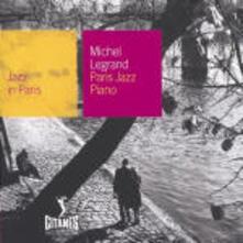 Paris Jazz Piano - CD Audio di Michel Legrand