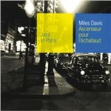 Ascenceur Pour L'echafaud (Colonna Sonora) - CD Audio di Miles Davis
