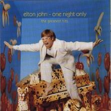 One Night Only - CD Audio di Elton John
