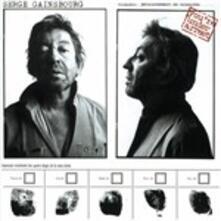 You're Under Arrest - CD Audio di Serge Gainsbourg