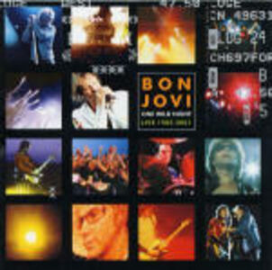 CD One Wild Night-Live '85-'01 di Bon Jovi