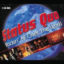 Rockin' All Over the World - CD Audio di Status Quo
