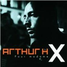 Pour Madame X - CD Audio di Arthur H