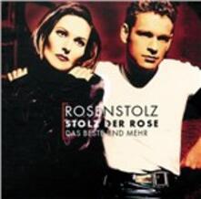 Stolz der Rose. Das Beste und Mehr - CD Audio di Rosenstolz
