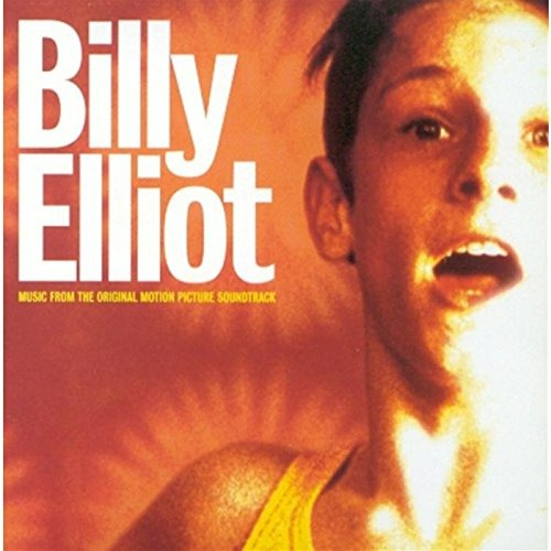 Cover CD Colonna sonora Billy Elliot