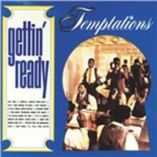 Gettin' Ready - CD Audio di Temptations