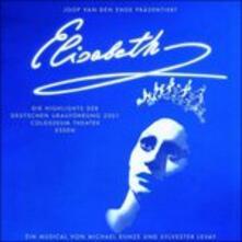 Elisabeth (Colonna Sonora) - CD Audio