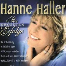 Ihre Groessten Erfolge - CD Audio di Hanne Haller