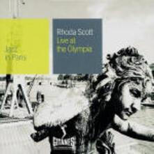 Live at the Olympia - CD Audio di Rhoda Scott