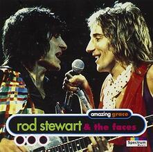 Amazing Grace - CD Audio di Rod Stewart