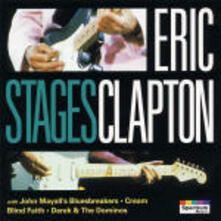 Stages - CD Audio di Eric Clapton