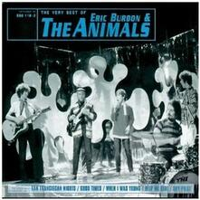 The Very Best of Eric Burdon and Animals - CD Audio di Animals,Eric Burdon