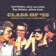 Class of '55 Memphis Rock & Roll Homecoming - CD Audio