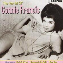 The World of Connie Francis - CD Audio di Connie Francis