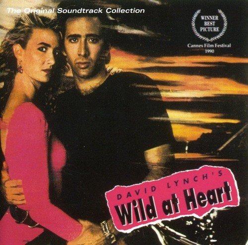 Cover della colonna sonora del film Cuore selvaggiov