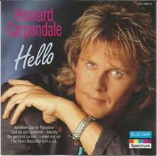 Hello - CD Audio di Howard Carpendale